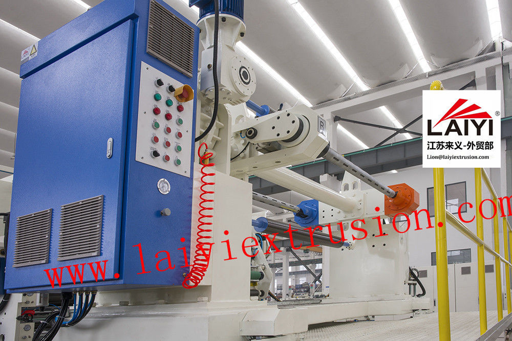 Durable Auto Double Station Sandiwich Unwinder For Lamination Machine